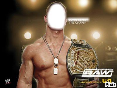 john cena champion