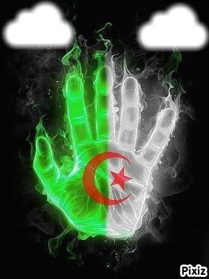 la main d algerien