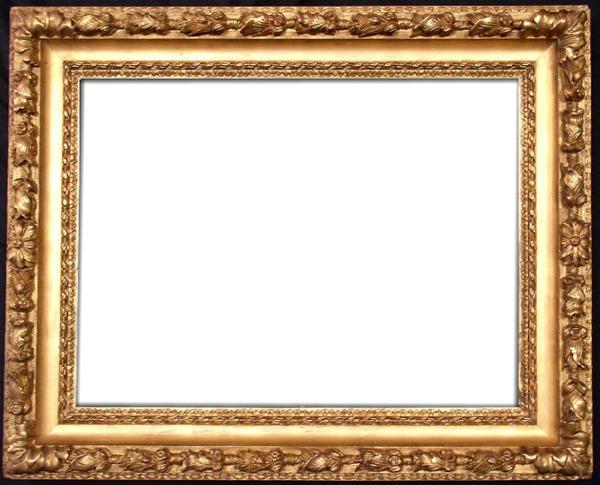 Montage photo cadre d 39 or pixiz for Obi cornici per quadri