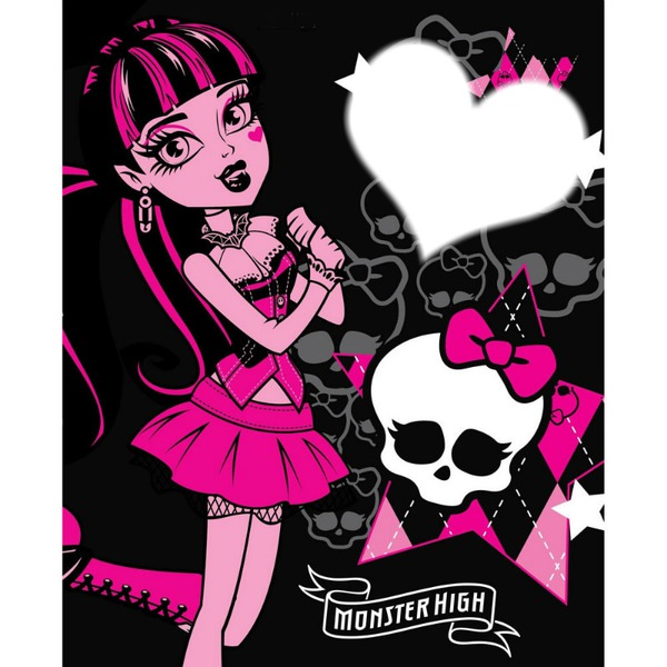 Monster high montages photo p 1 12 pixiz for Muebles de monster high