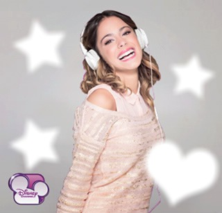 Photo Montage Violetta Serie De Disney Pixiz