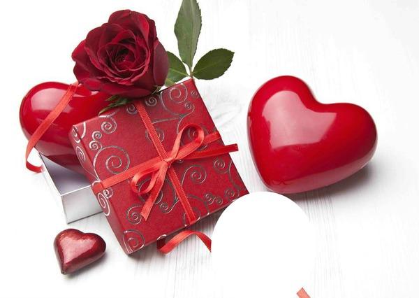 Красивые фото подарков для любимой