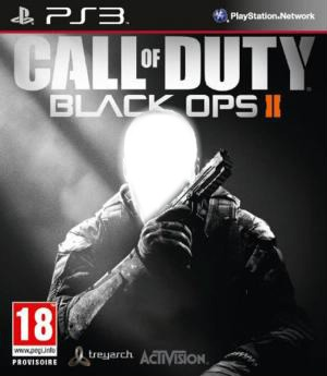 Photo montage Call Of Duty Black Ops 2 ps3 - Pixiz