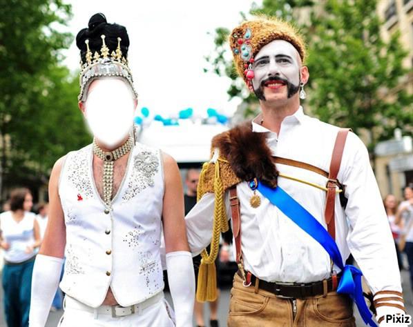 От души поздравляю киевлян! киев, 9 мая, гей-парад, Украина, День победы.