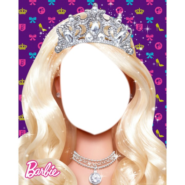 Photo montage barbie - Pixiz