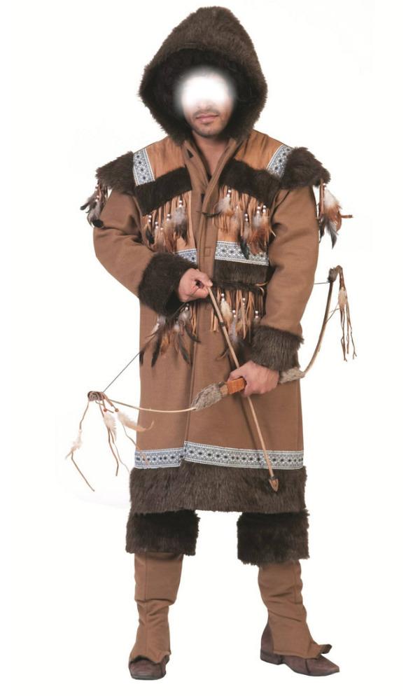 Одежда Эскимосов