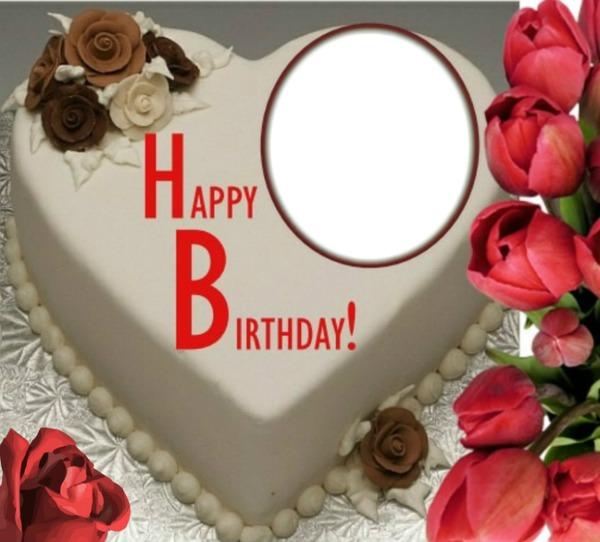 Photo Montage Happy Birthday