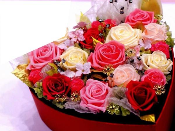 Фото букета цветов с любовью