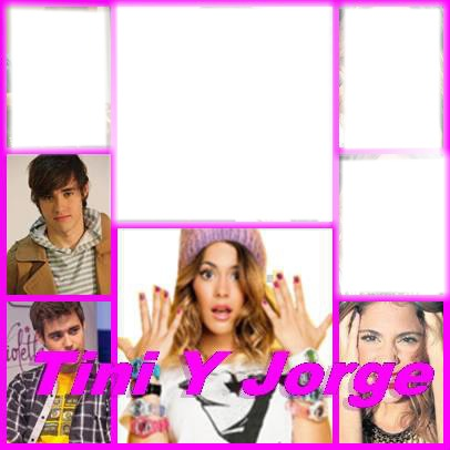 Montage photo collage de violetta y leon pixiz - Photo de leon de violetta ...