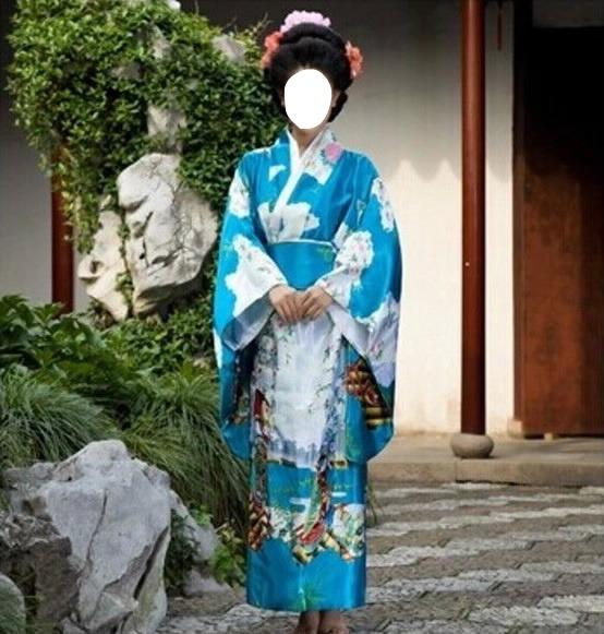 Японский Костюм Женский