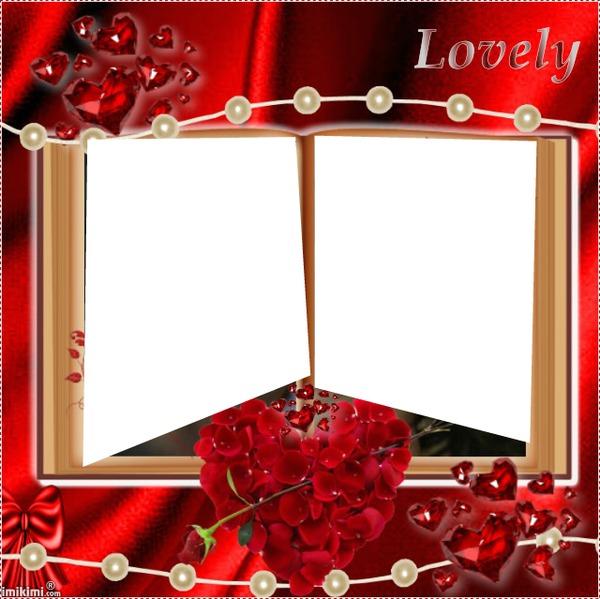 Photo montage love love - Pixiz