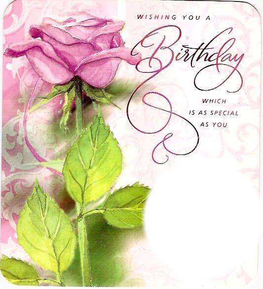 Открытки с днём рождения девушке на английском 685