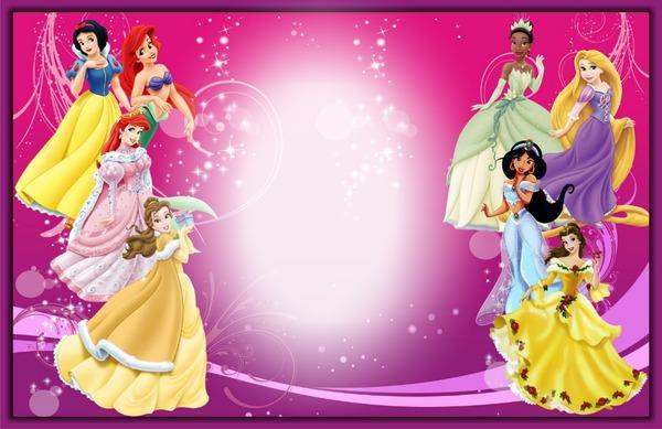 princesas montajes fotogr u00e1ficos  p  1  8