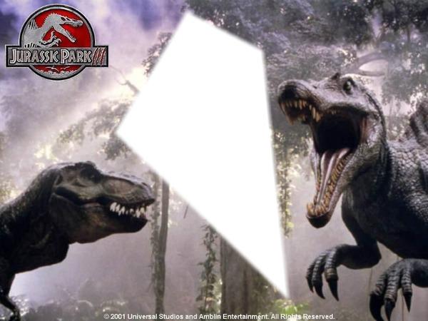 Montage photo jurassic park pixiz - Jurassic park gratuit ...