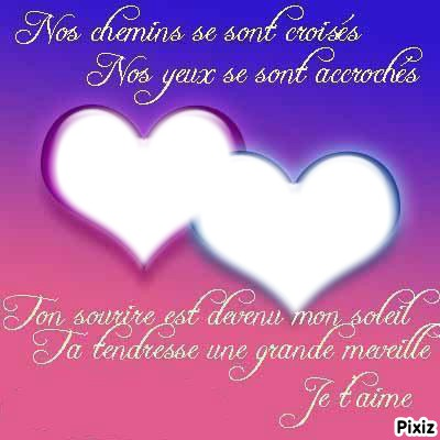 image amour et tendresse