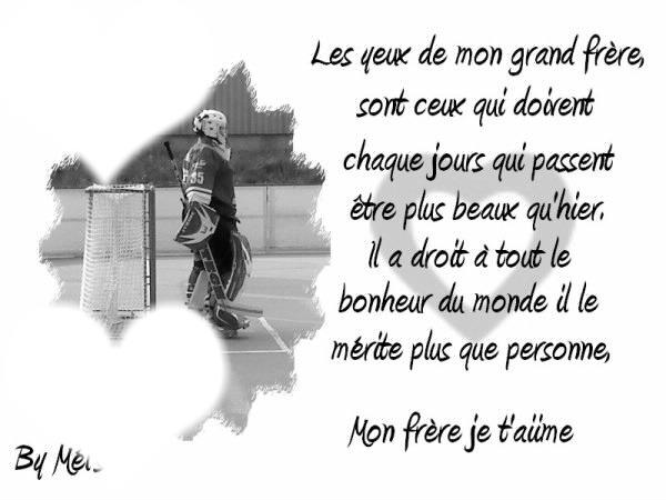 Montaje Fotografico Pour Mon Grand Frere Pixiz