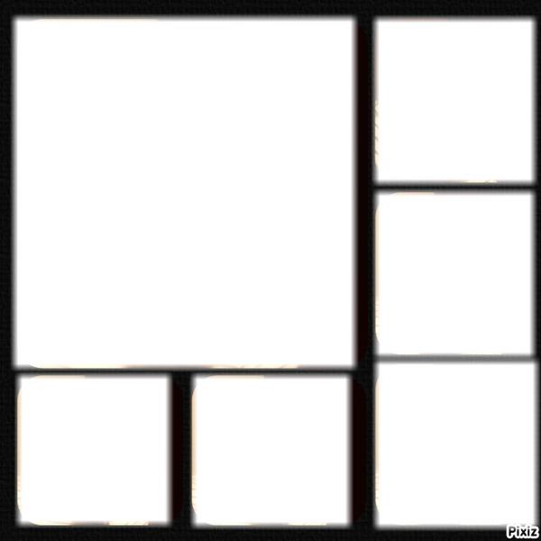 montage photo pele mele 6 photos pixiz. Black Bedroom Furniture Sets. Home Design Ideas