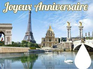 Montage Photo Anniversaire Paris Pixiz