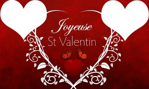 Image vectorielle gratuite Coeur LAmour Red Saint