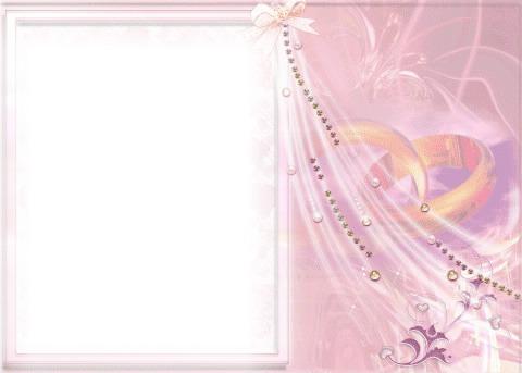 Фон для поздравительной открытки с днем свадьбы 59