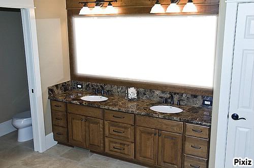 montage photo salle de bain pixiz. Black Bedroom Furniture Sets. Home Design Ideas