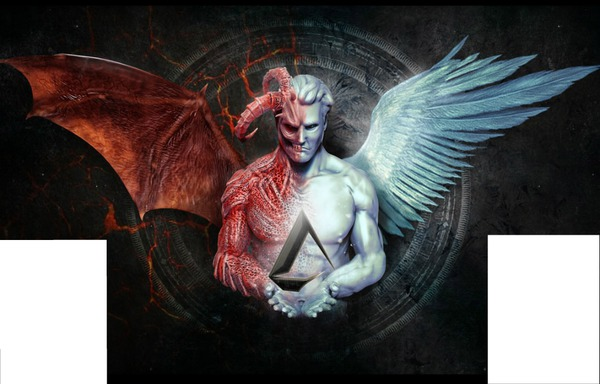 Кто ты? Дьявол или ангел? 208