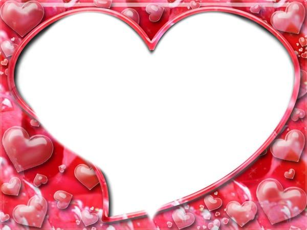 Как сделать прозрачные сердечки 484