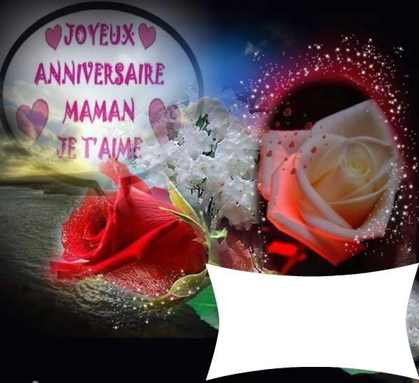 Image Joyeux Anniversaire Maman