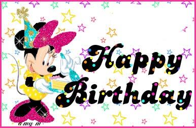 Montage photo anniversaire minnie pixiz - Decoration minnie pour anniversaire ...