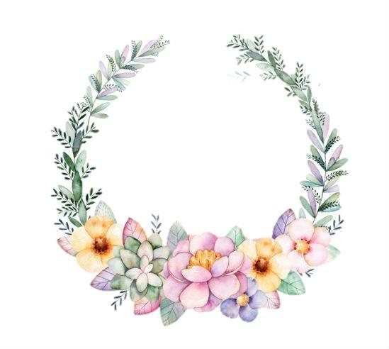 Fotomontage Coroa Flores Pixiz