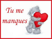 Montaje Fotografico Je Taime Et Tu Me Manque Pixiz