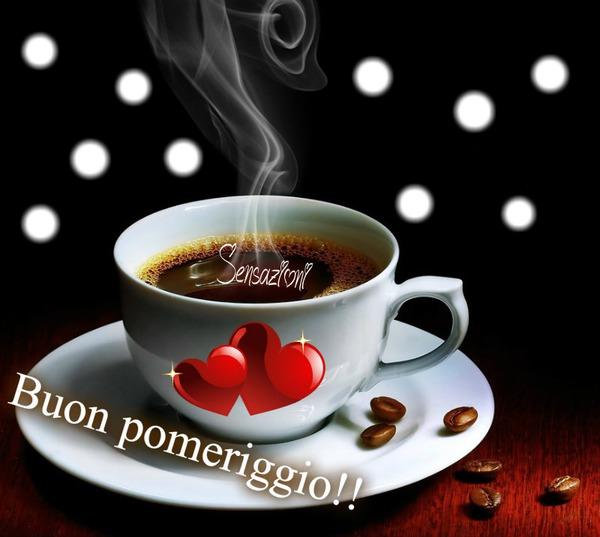 Fotomontaggio caff virtuale pixiz for Immagini buon pomeriggio due chiacchiere