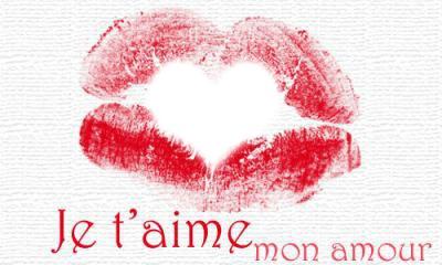 фотомонтаж Jetaime Mon Amour Pixiz