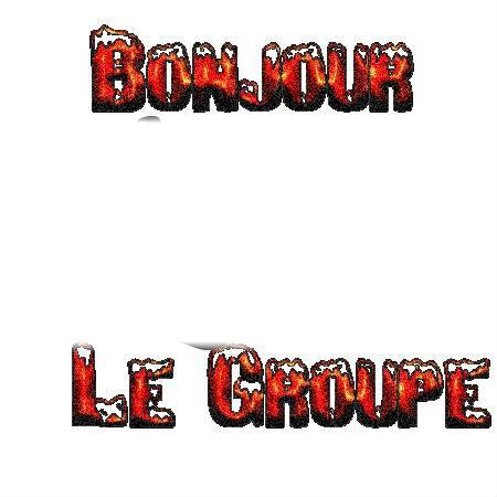 фотомонтаж Bonjour Le Groupe Pixiz