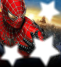 Montage Photo Anniversaire Spiderman Pixiz