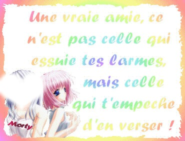 Montage Photo Poeme De L Amitie Pixiz