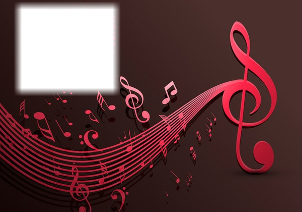 Breathtaking music notes vector pics