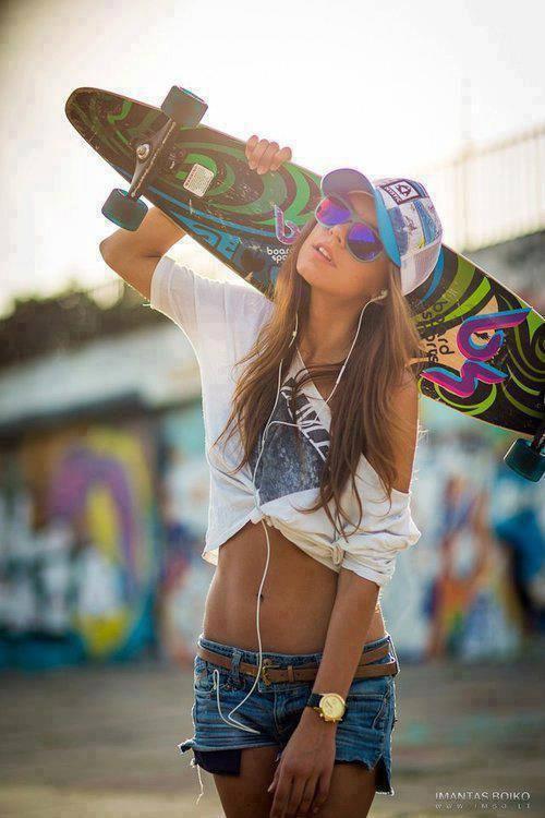 Крутые фото на аву девушка