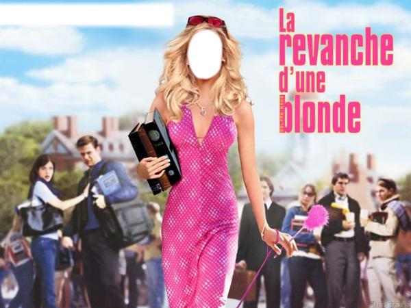 Image D Une Blonde photo montage revanche d'une blonde - pixiz