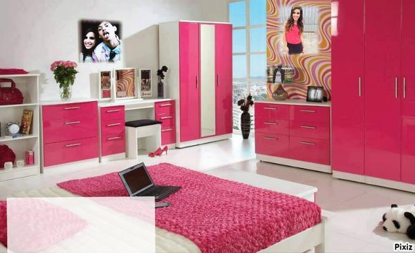 Amusing Pink Bedrooms Ideas Girls - plusarquitectura.info