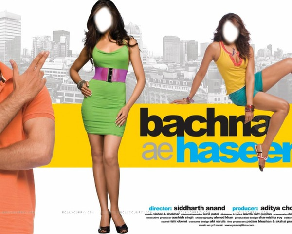 Bachna ae haseeno wallpapers deepika