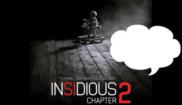 gardez Insidious : Chapitre 3 streaming hd