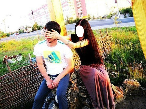 Знакомство чеченского парня с девушкой
