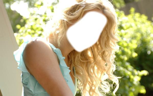 Красивое фото девушек блондинок в домашних условиях 384