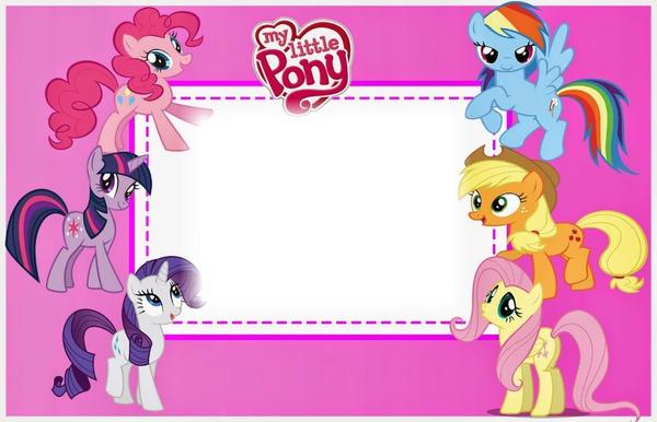 Играть открытка с пони 718