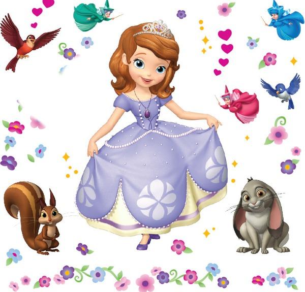 Fotomontagem princesa sofia pixiz - Foto princesa sofia ...