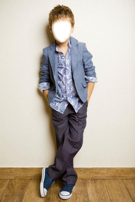 Детская Модная Одежда Для Мальчиков