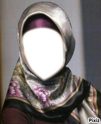 Montage Photo Femme Musulmane Voilee Pixiz