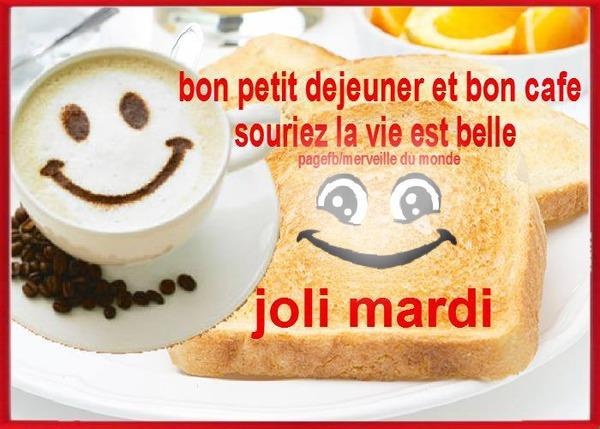 """Résultat de recherche d'images pour """"image petit déjeuner mardi"""""""