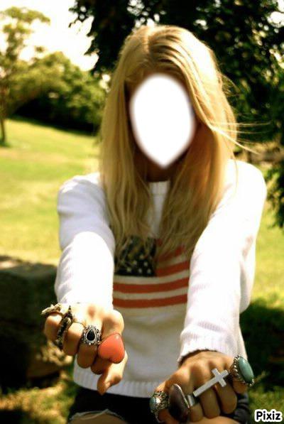 Фото девушек молодых блондинок на аву
